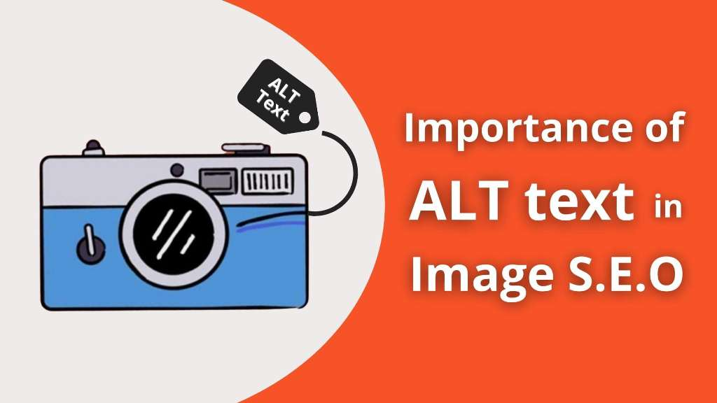 importance of ALT text in image SEO